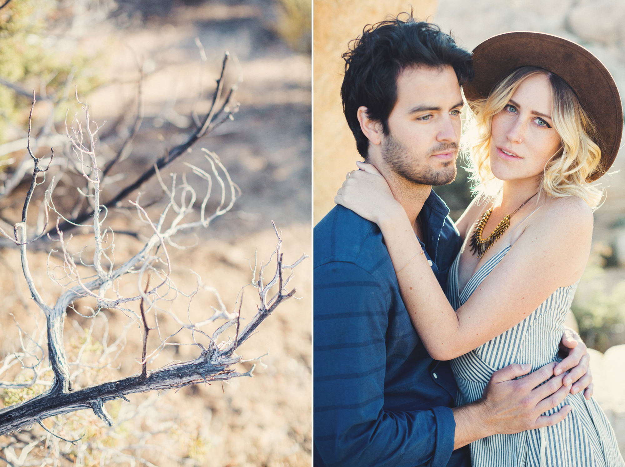 Joshua Tree Couple Session@Anne-Claire Brun 34