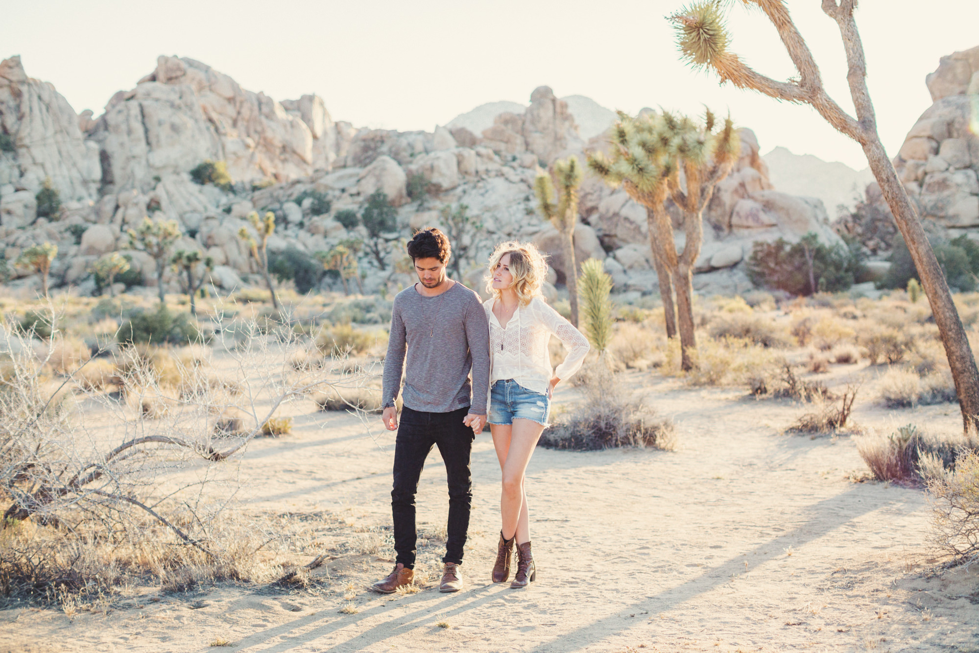 Joshua Tree Couple Session@Anne-Claire Brun 43