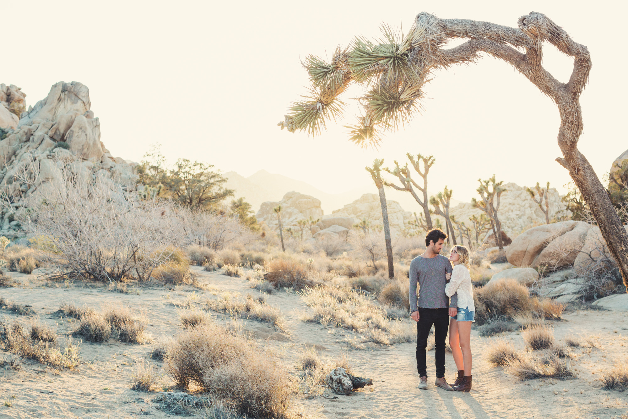 Joshua Tree Couple Session@Anne-Claire Brun 58