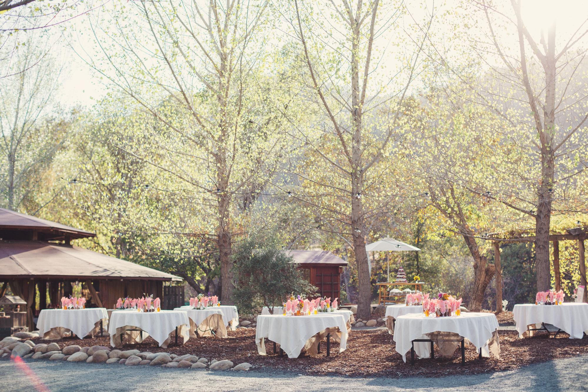rustic wedding in california by anne