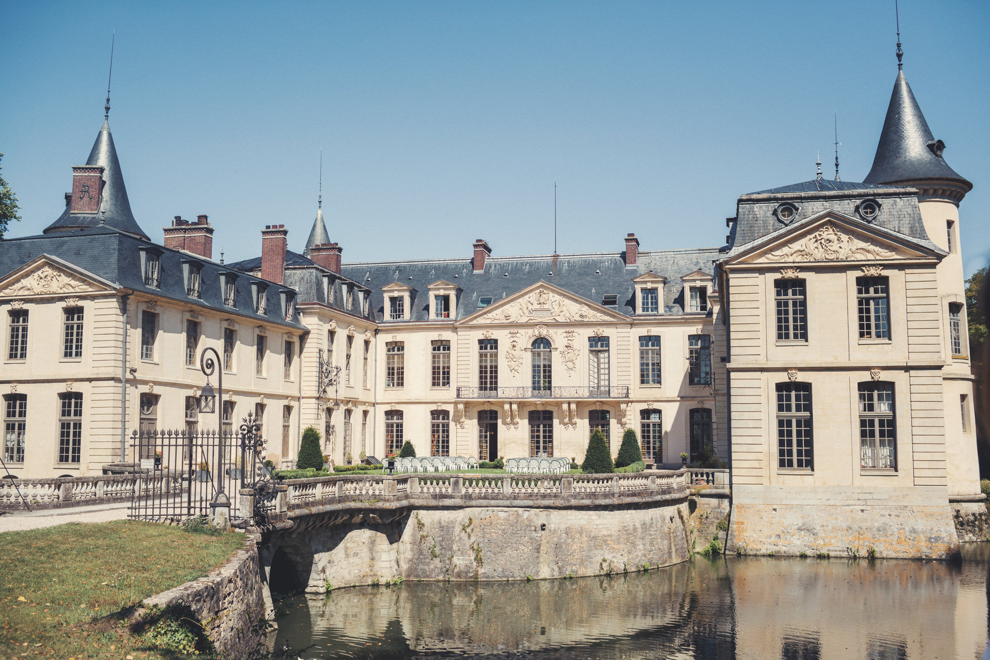 Mariage au Chateau d'Ermenonville@Anne-Claire Brun 02