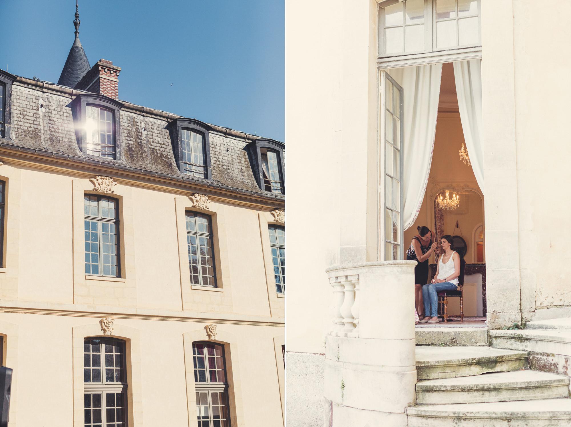 Mariage au Chateau d'Ermenonville@Anne-Claire Brun 11