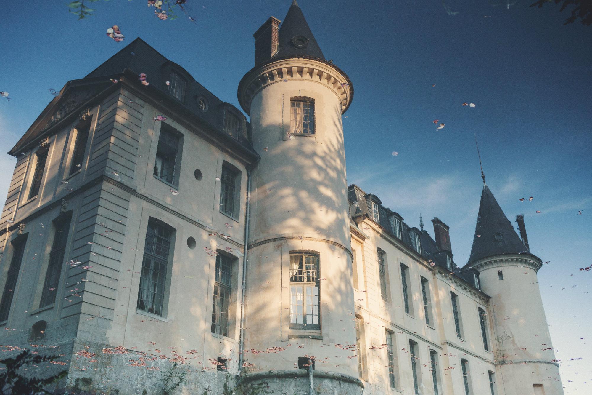 mariage au chateau dermenonvilleanne claire brun 69 - Chateau D Ermenonville Mariage