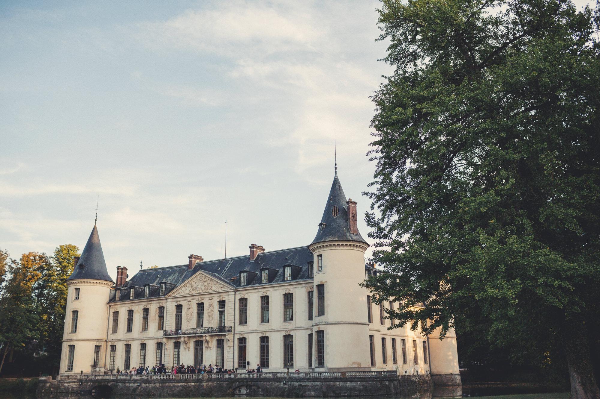 Mariage au Chateau d'Ermenonville@Anne-Claire Brun 78