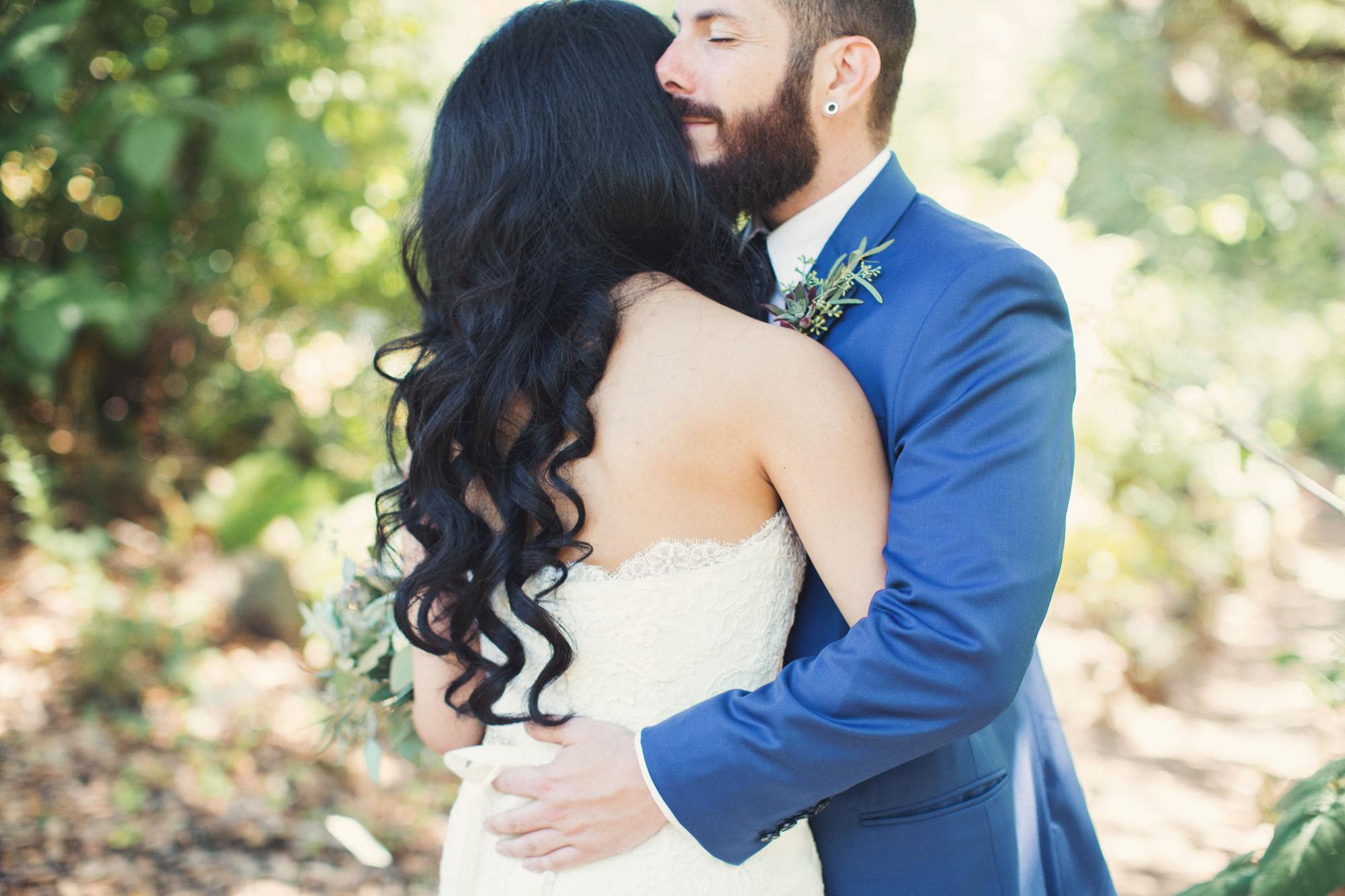 Berkeley Botanical Garden Wedding ©Anne-Claire Brun 0017