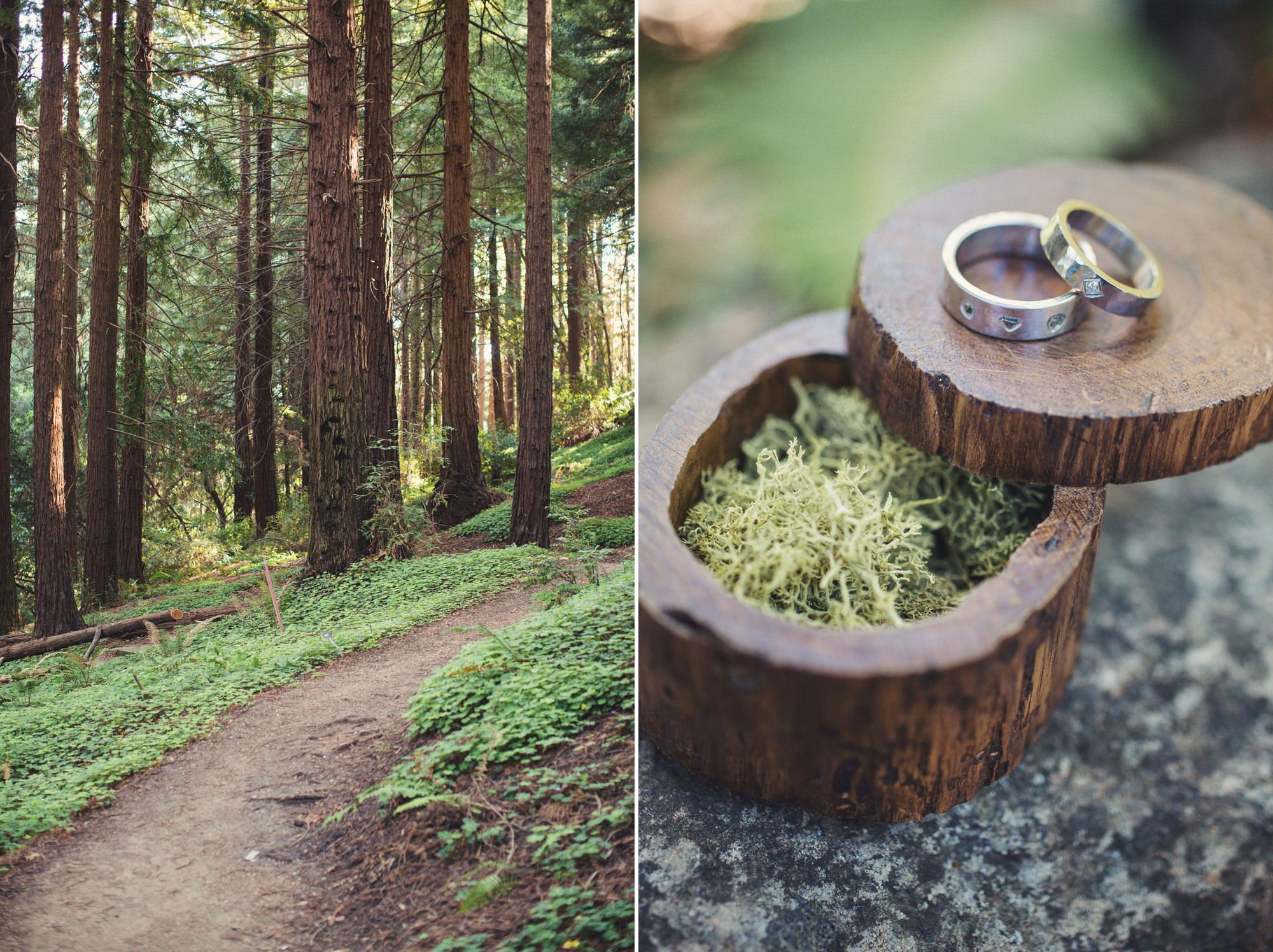 Berkeley Botanical Garden Wedding ©Anne-Claire Brun 0019