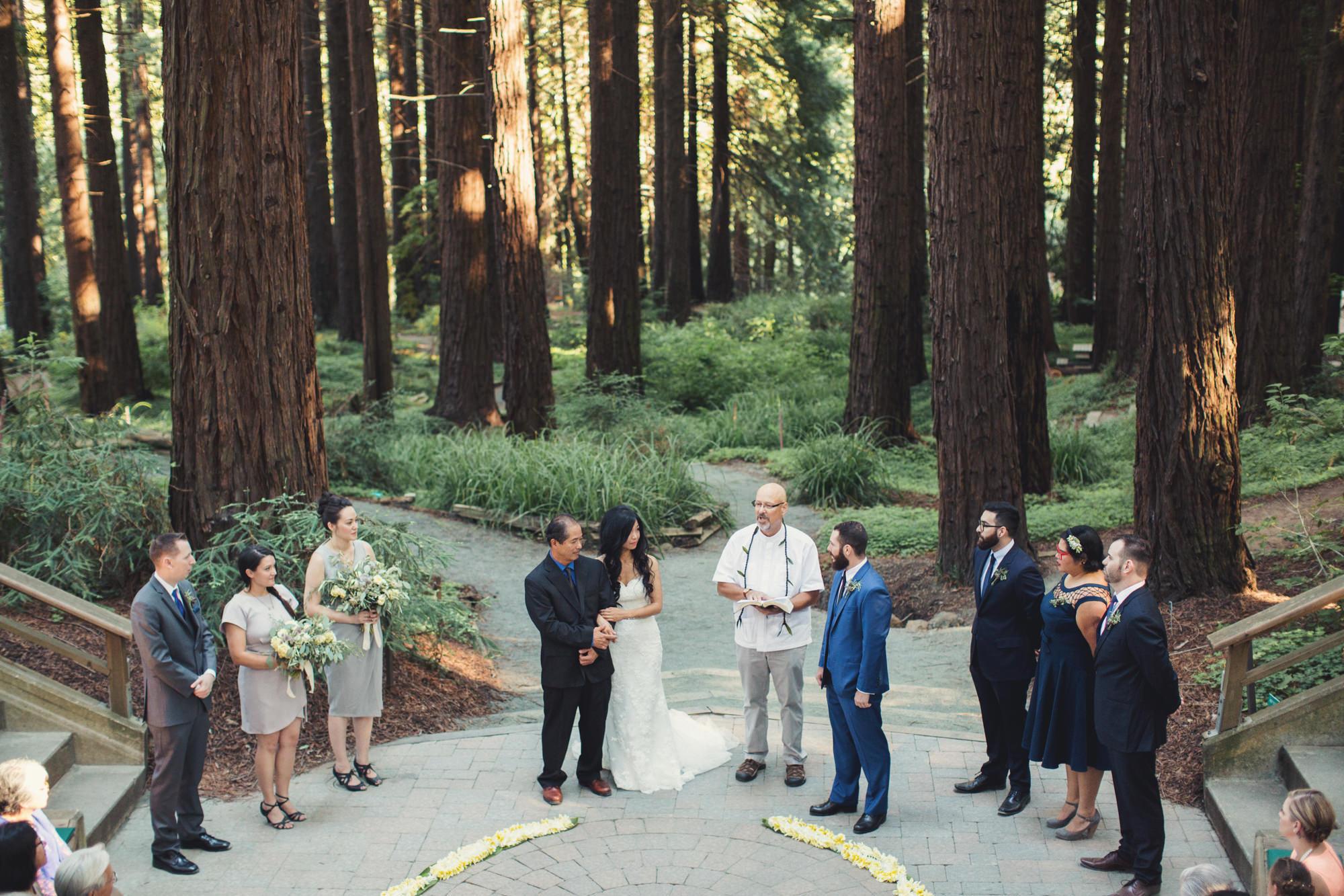 Berkeley Botanical Garden Wedding ©Anne-Claire Brun 0026