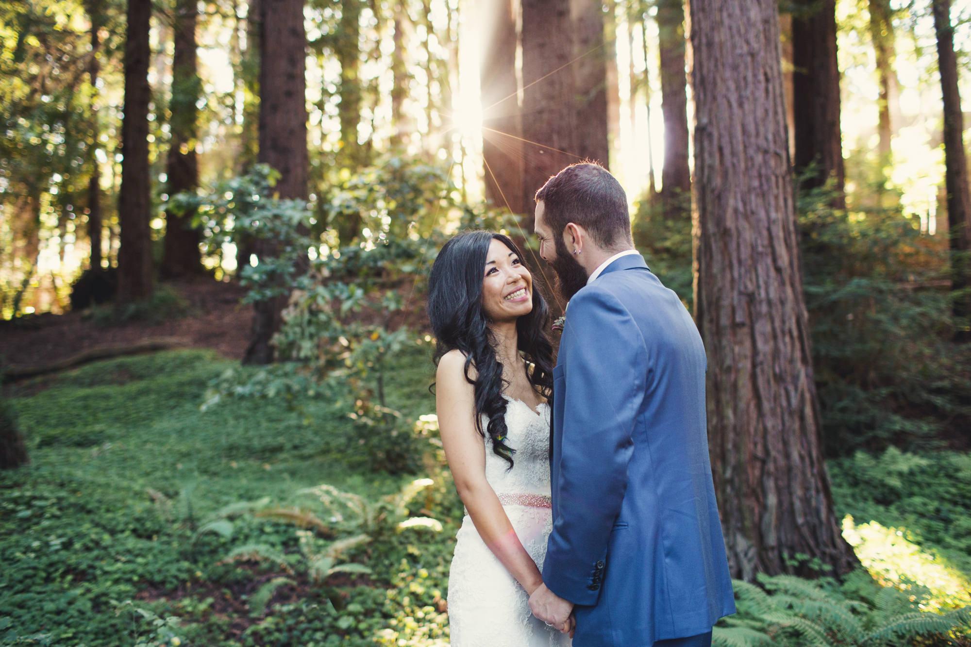 Berkeley Botanical Garden Wedding ©Anne-Claire Brun 0034