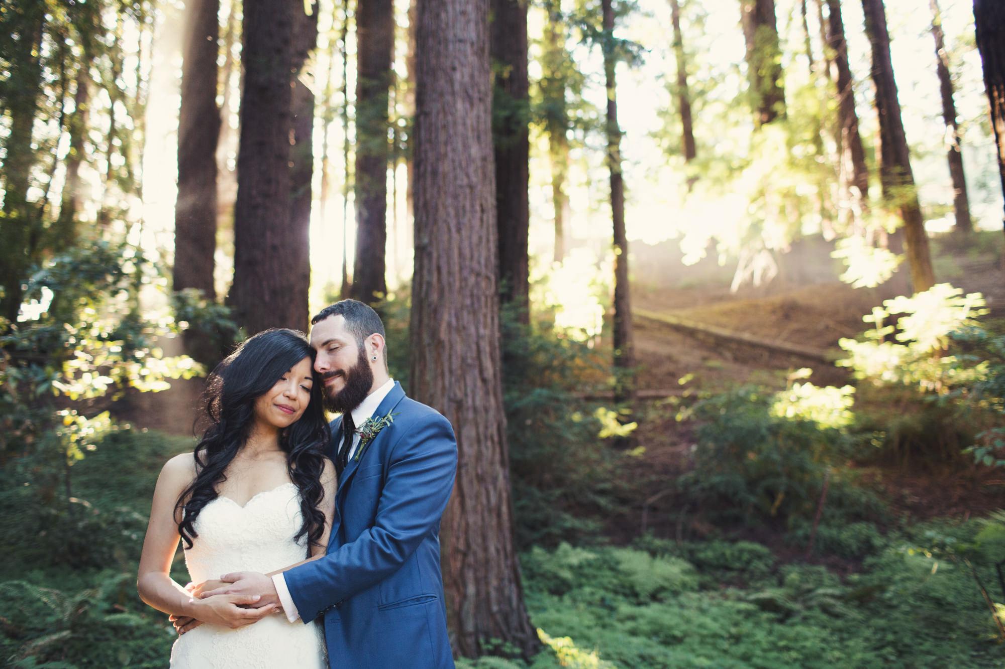 Berkeley Botanical Garden Wedding ©Anne-Claire Brun 0038