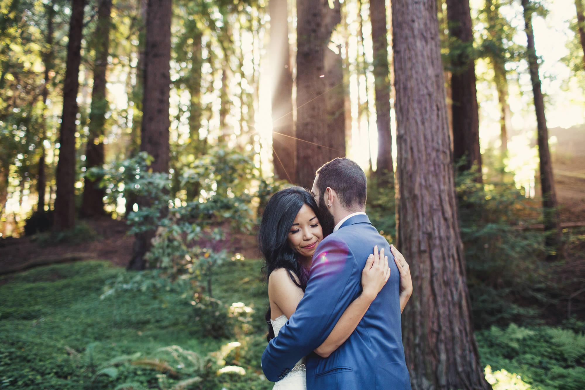 Berkeley Botanical Garden Wedding ©Anne-Claire Brun 0044
