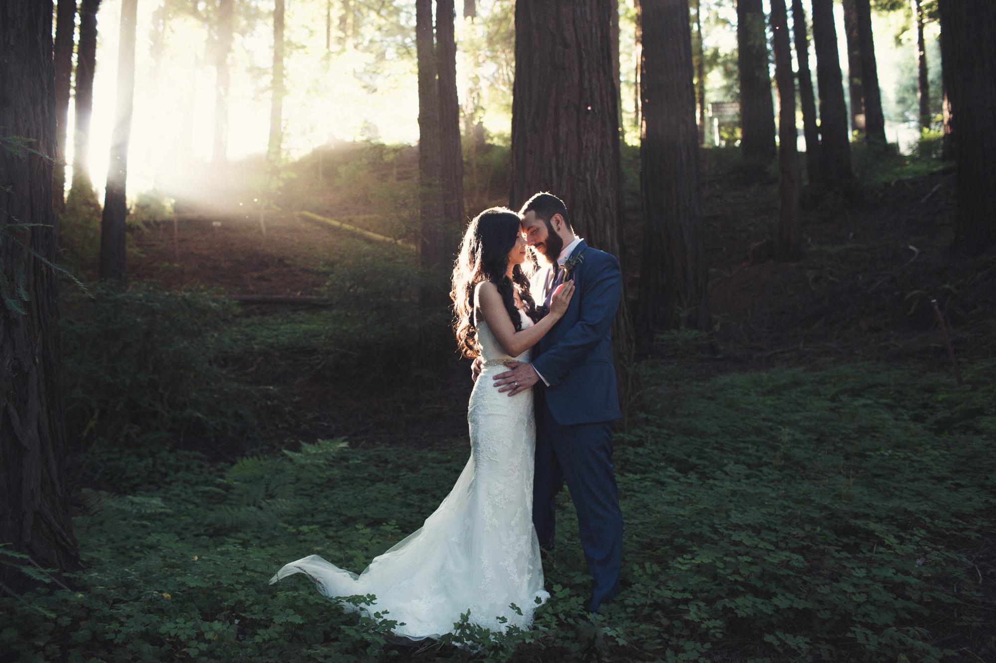 Berkeley Botanical Garden Wedding ©Anne-Claire Brun 0049