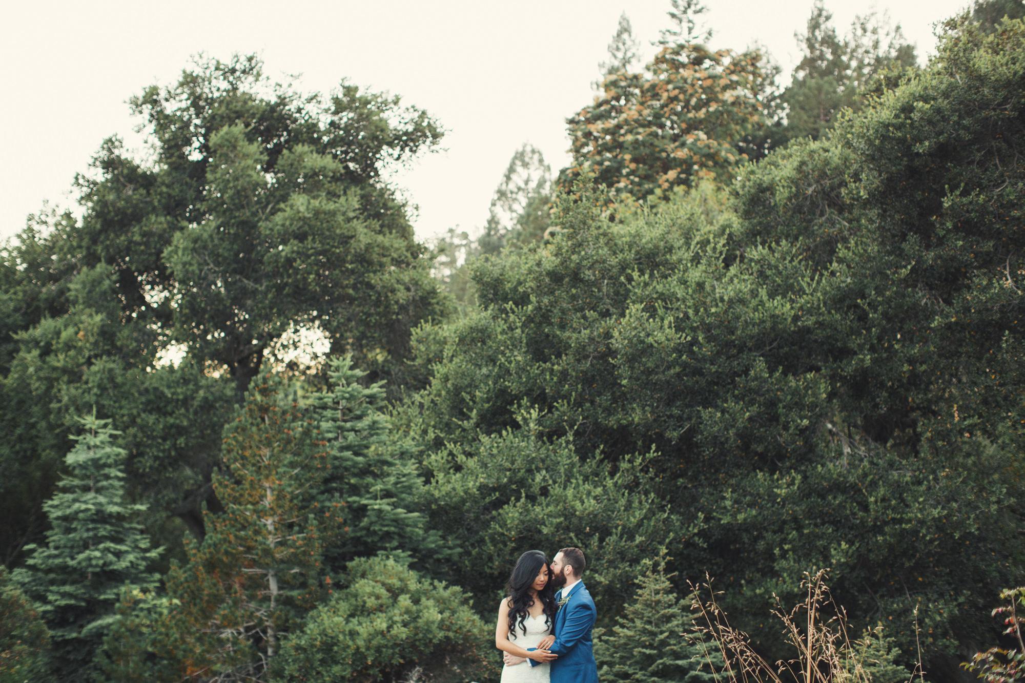 Berkeley Botanical Garden Wedding ©Anne-Claire Brun 0069