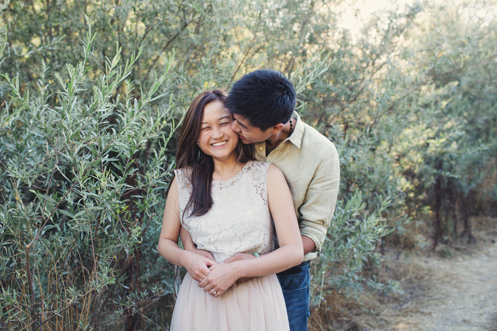engagement session in Guerneville©Anne-Claire Brun 0007