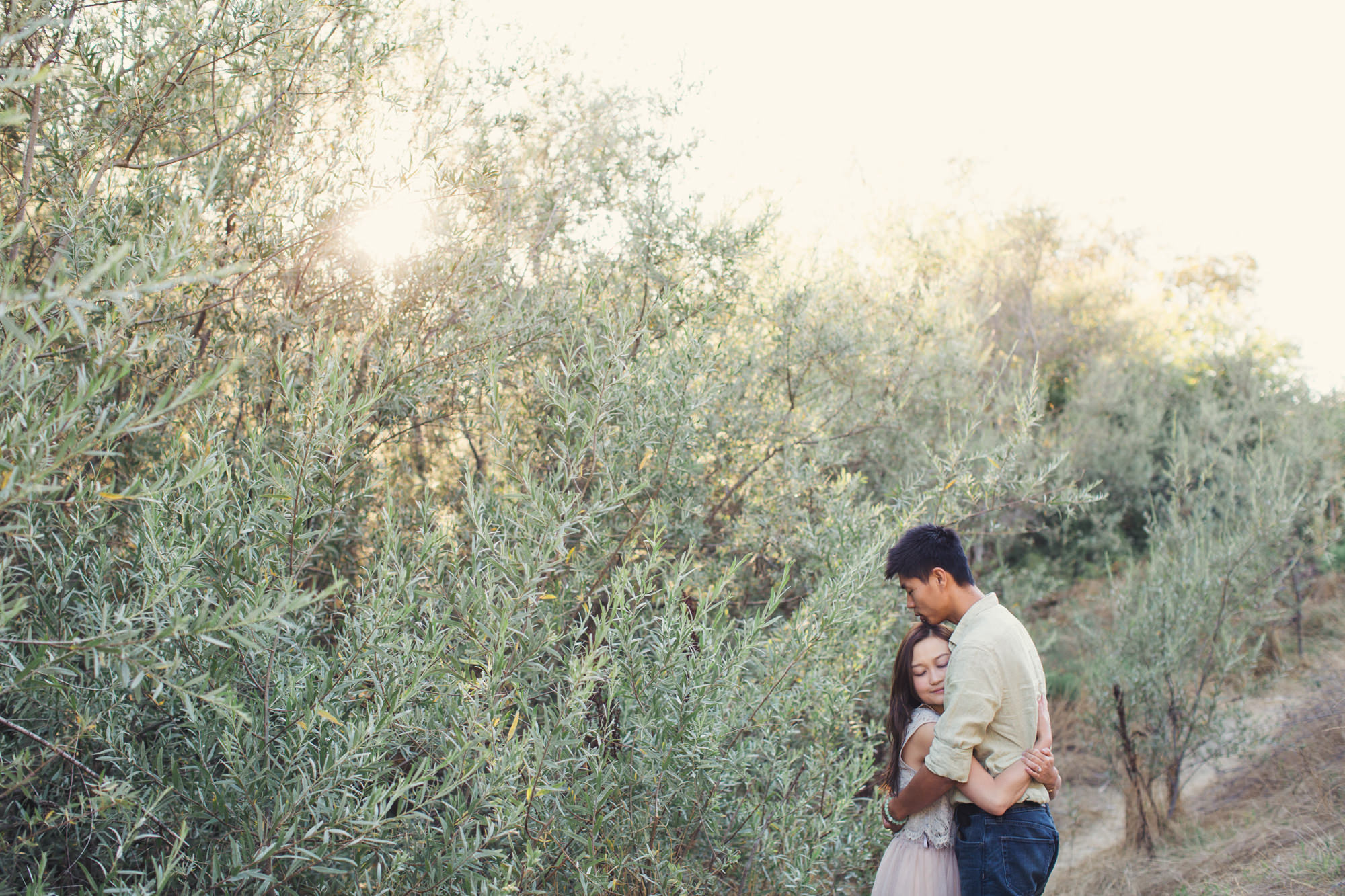 engagement session in Guerneville©Anne-Claire Brun 0033