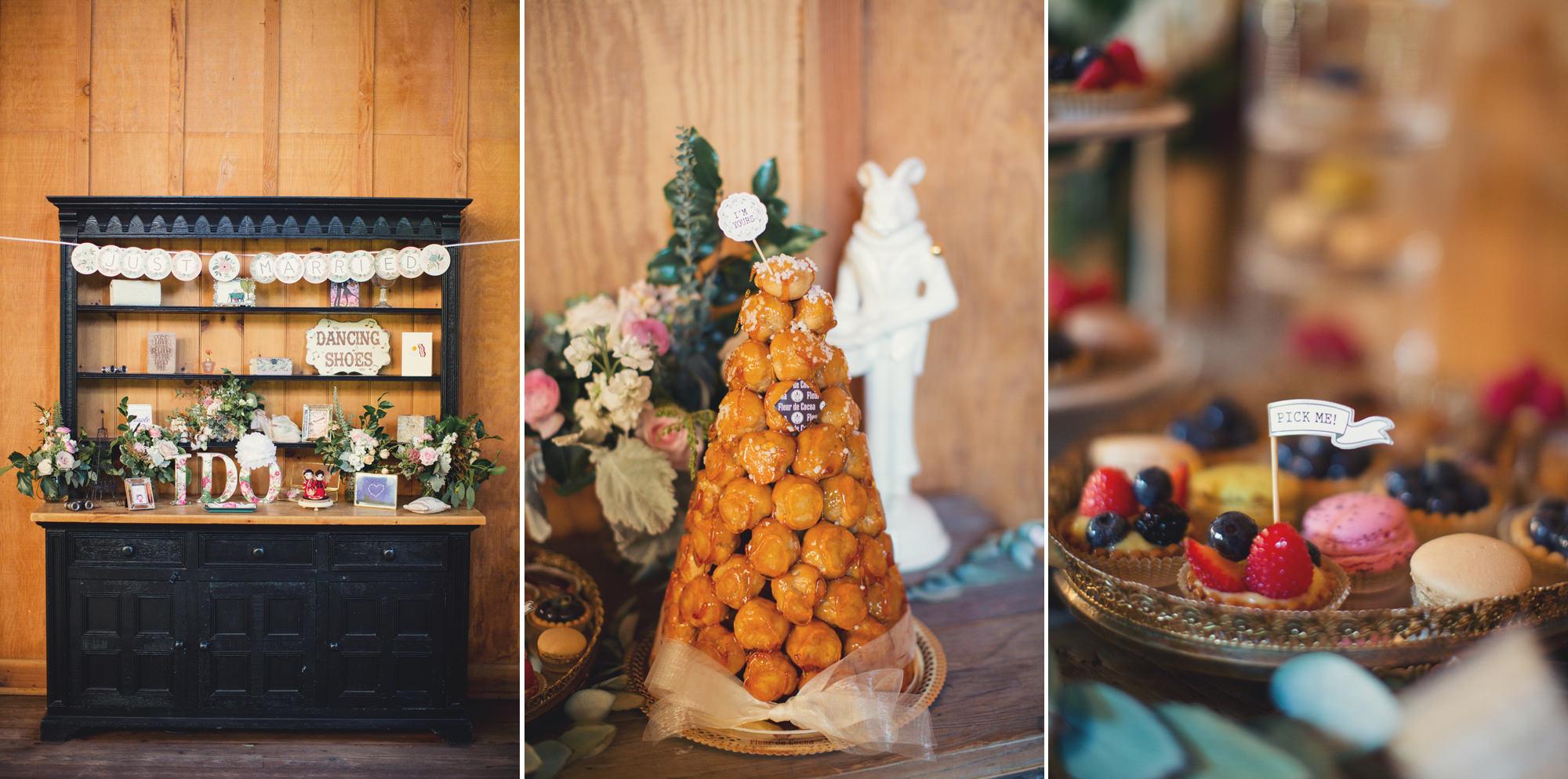 Fairytale Wedding in Nestldown ©Anne-Claire Brun 0068