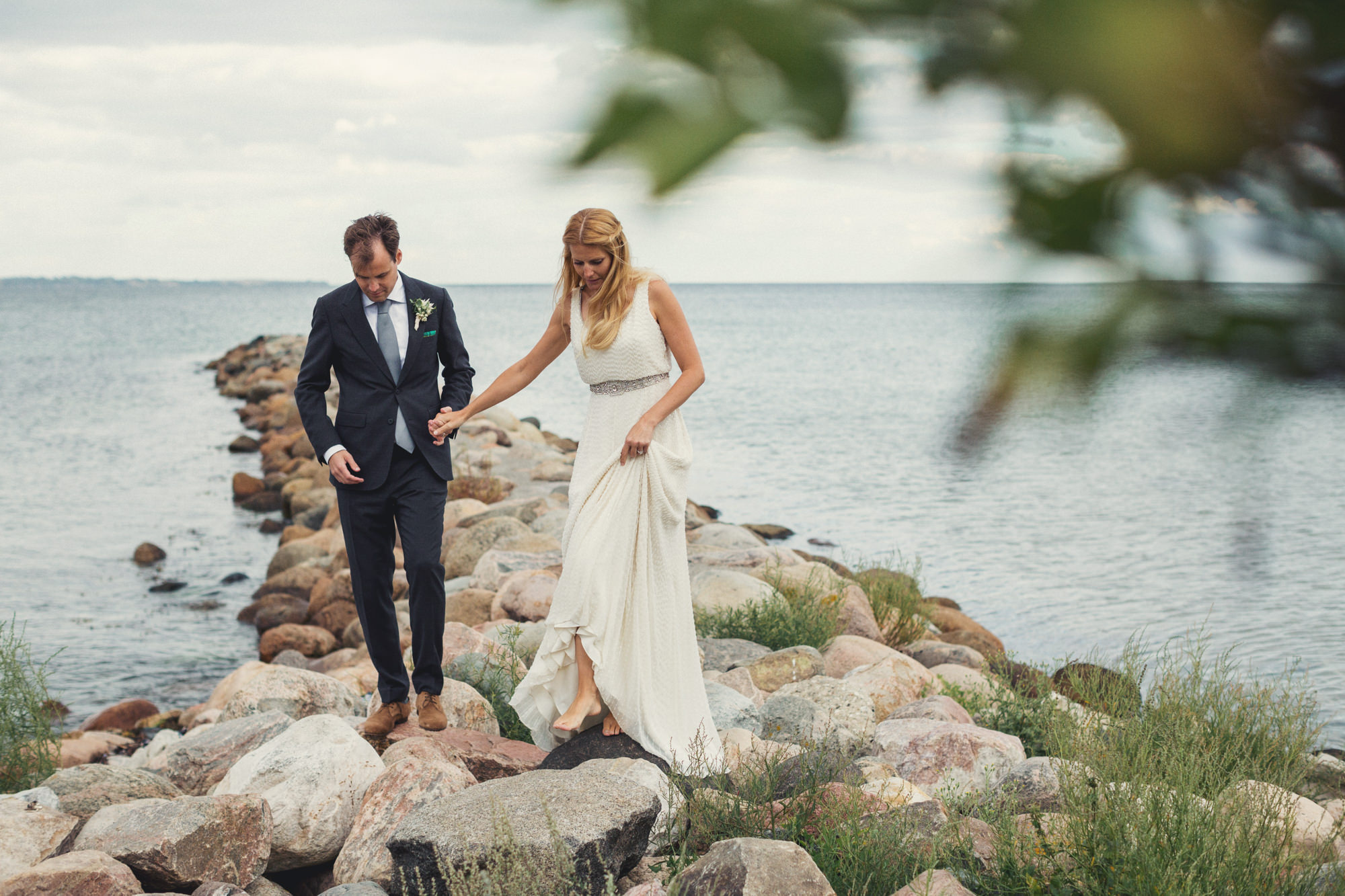 Oceanside Wedding in Denmark ©Anne-Claire Brun 0052