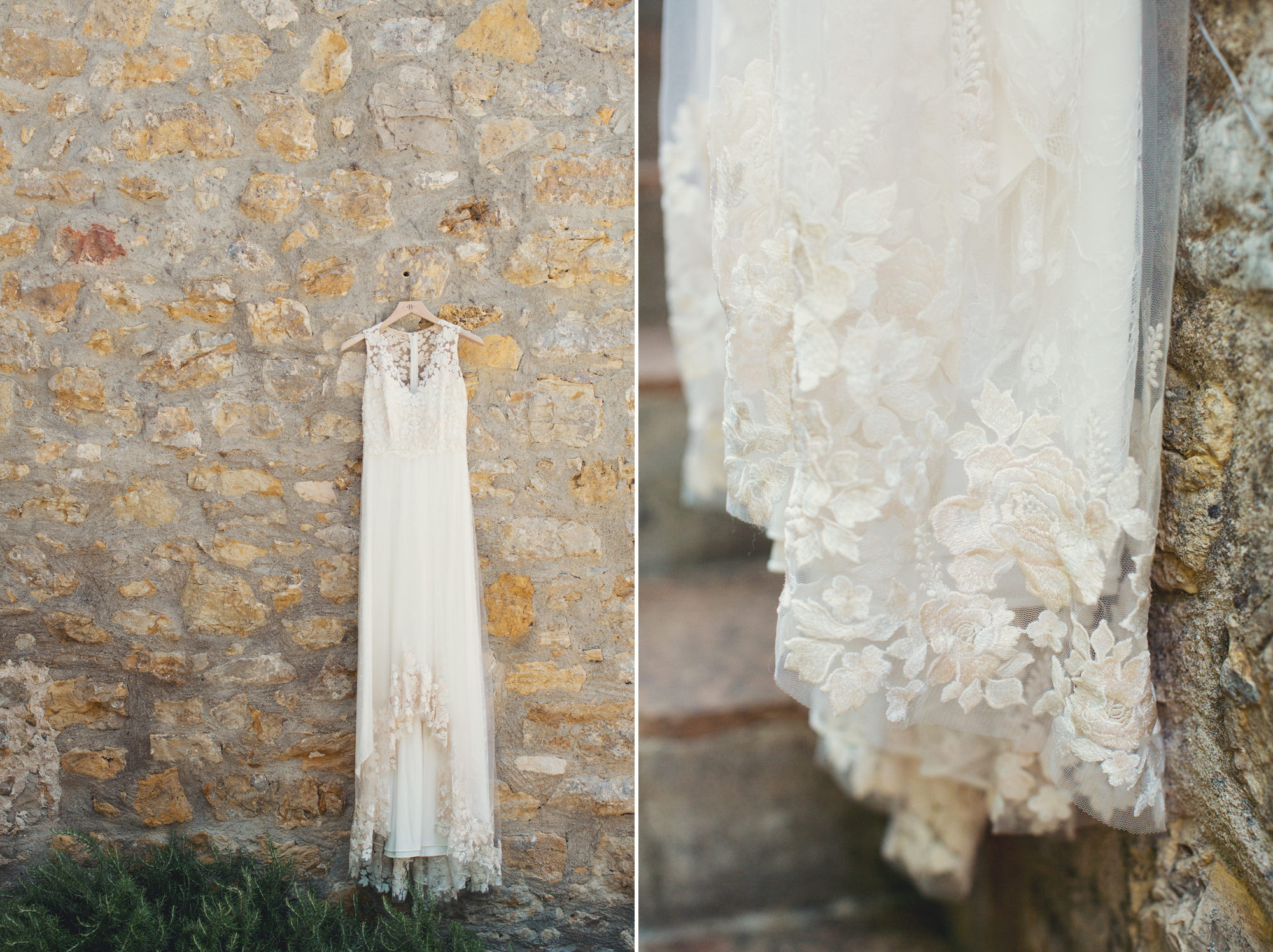 Romantic Wedding on the French Riviera ©Anne-Claire Brun 0011