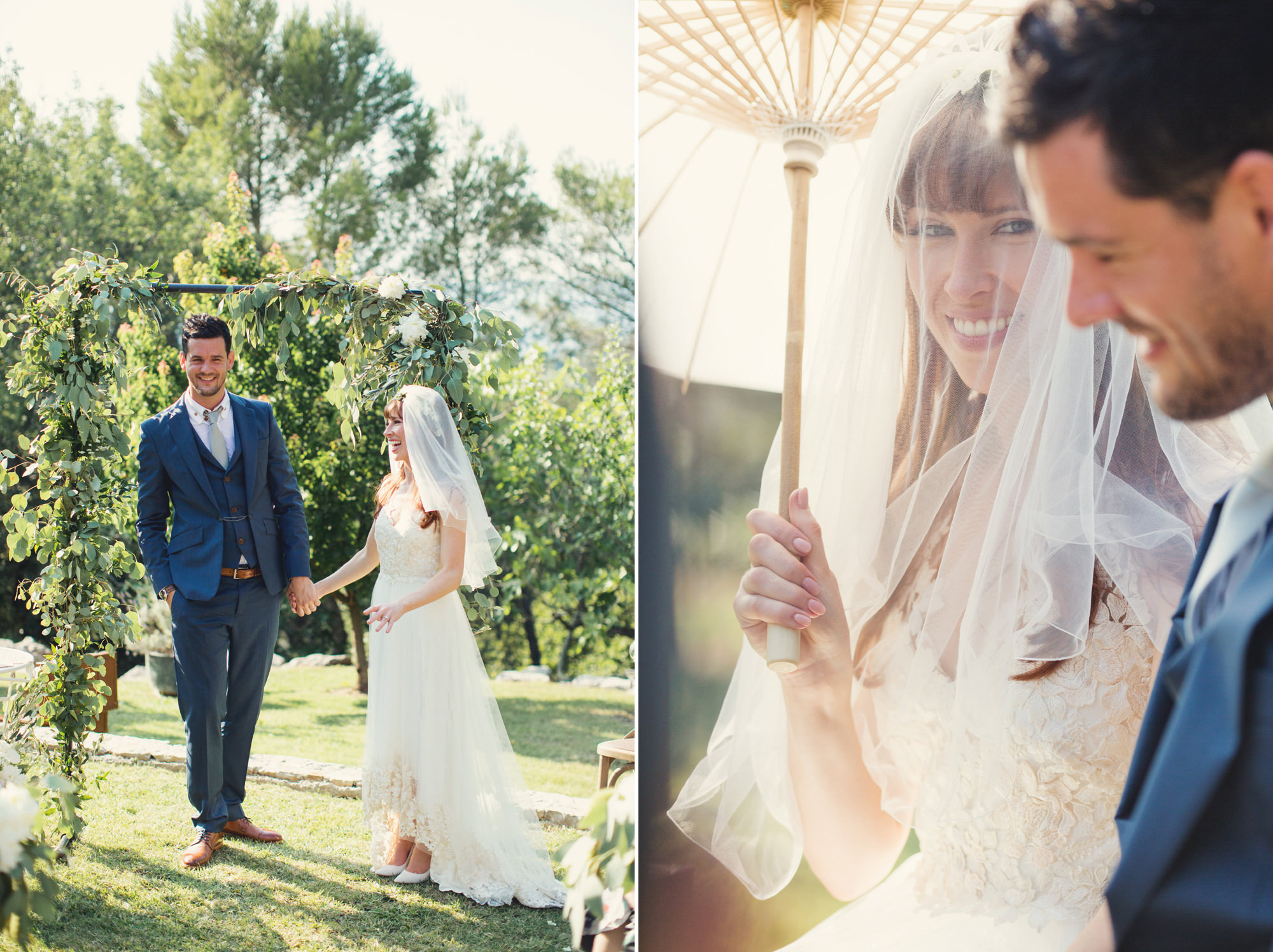 Romantic Wedding on the French Riviera ©Anne-Claire Brun 0025
