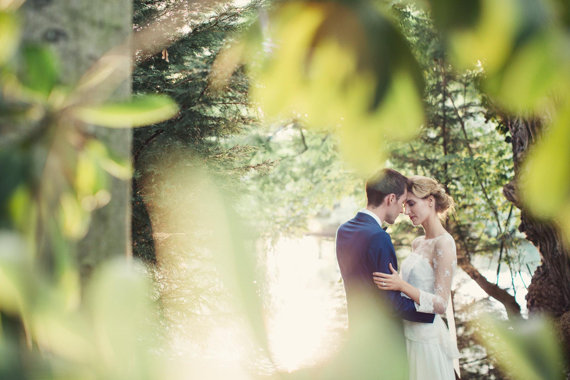 Mariage au chateau du biez