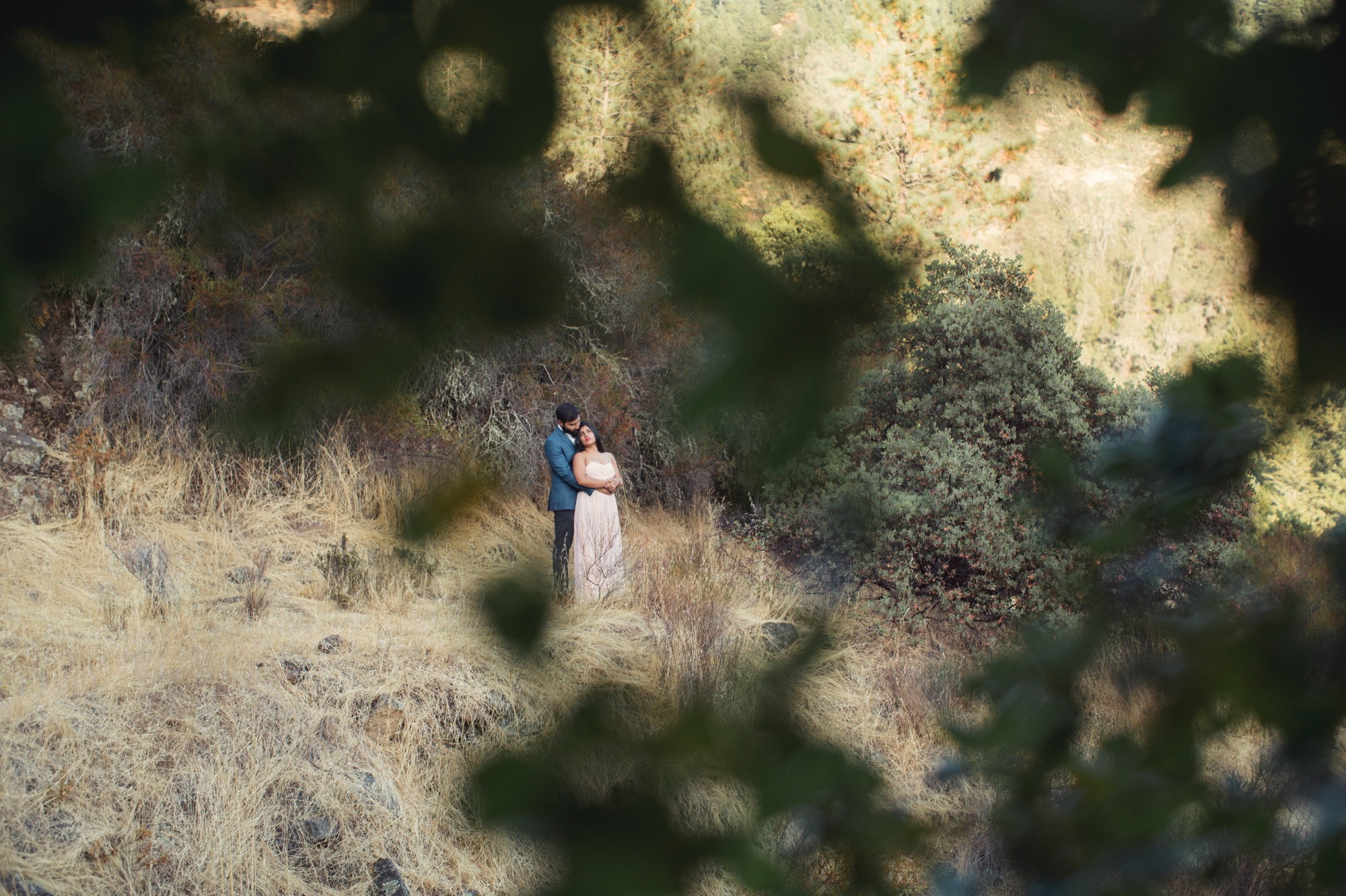 Calistoga Ranch Engagement Photos