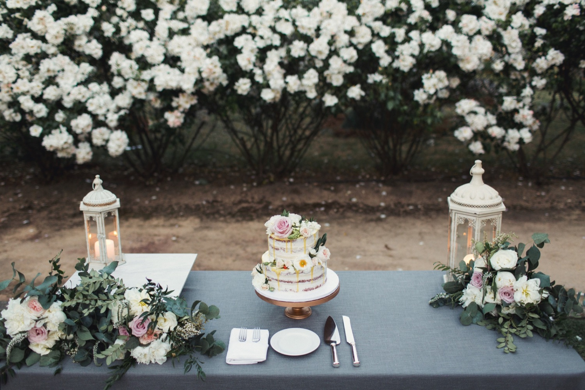 Hopland wedding