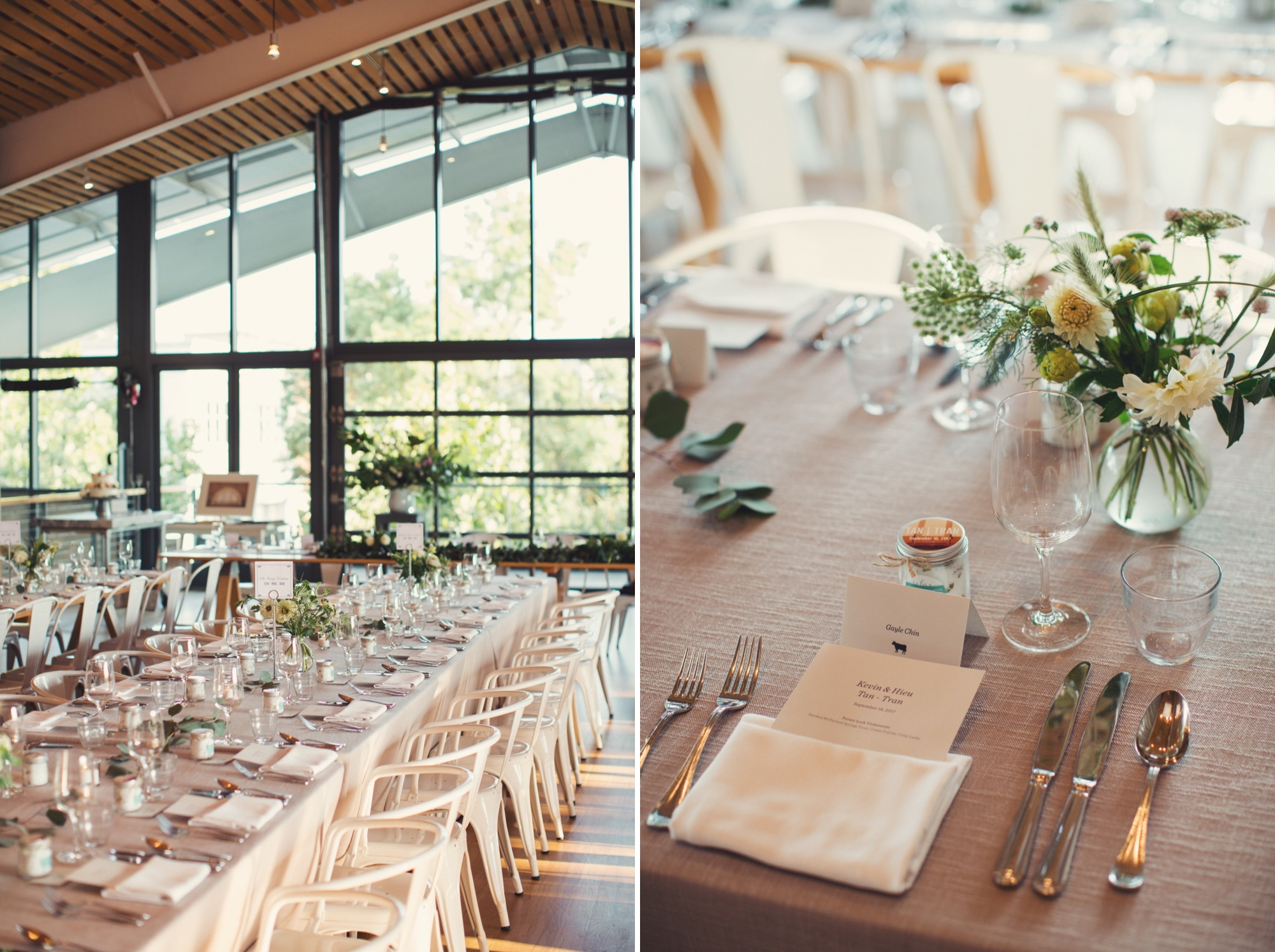 The Shed Healdsburg Wedding - Anne-Claire Brun