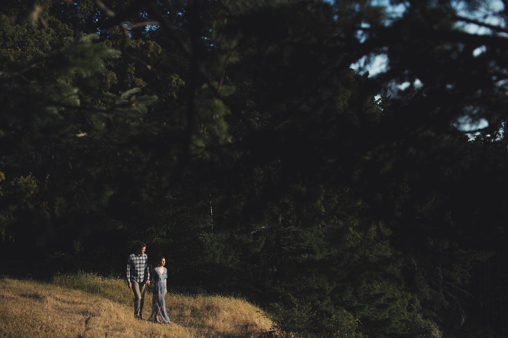 Forrest Engagement Photos