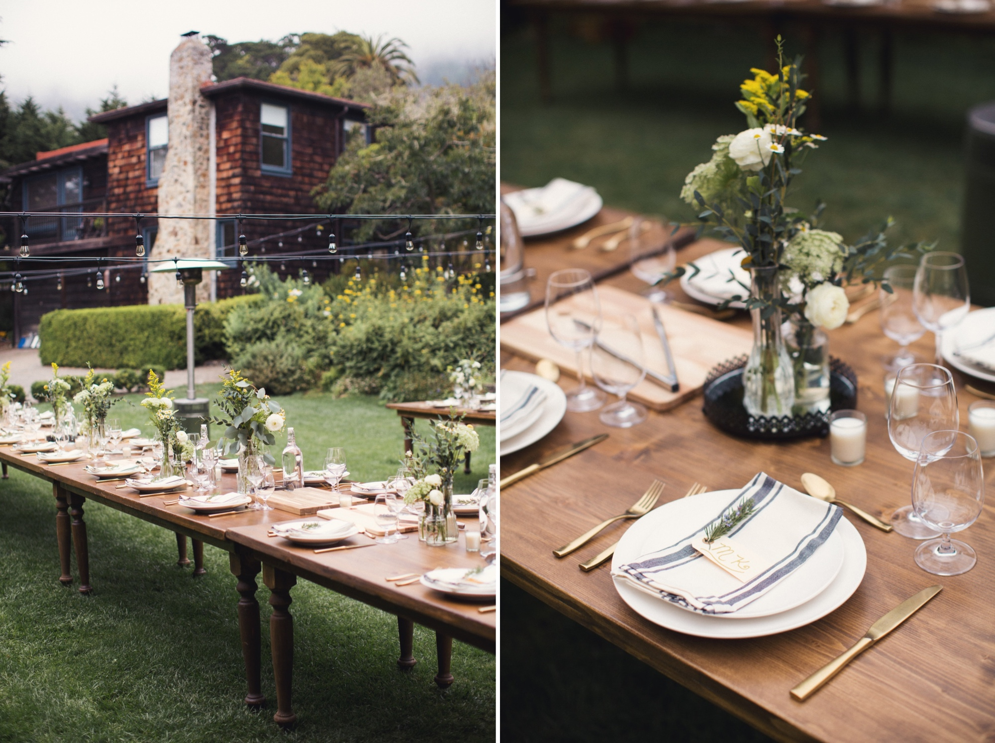 Historic Stinson estate wedding