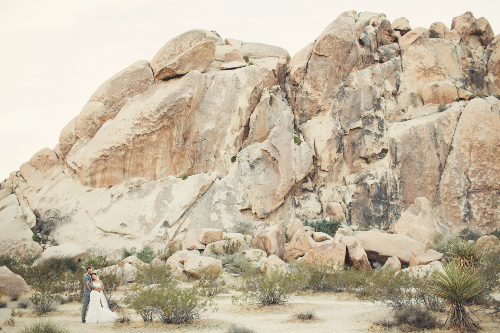 mojave desert wedding photographer