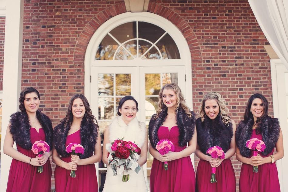 A Winter Wedding in the Highlands Country Club ©Anne-Claire Brun 020