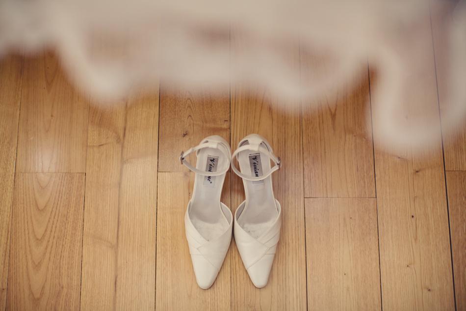 A Rustic Elegant Wedding in a French Manor033