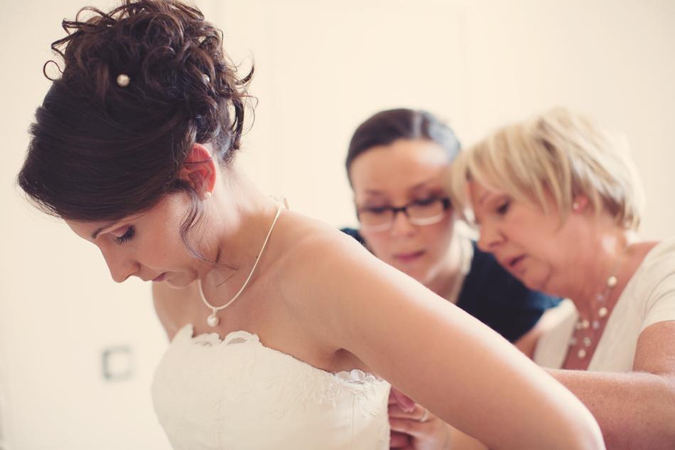 A Rustic Elegant Wedding in a French Manor034