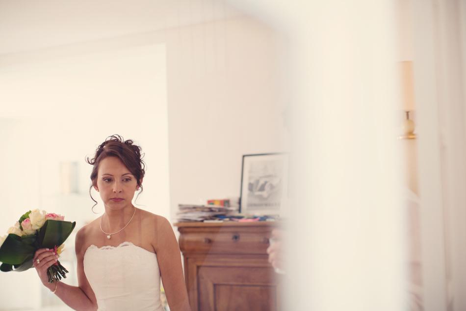 A Rustic Elegant Wedding in a French Manor040