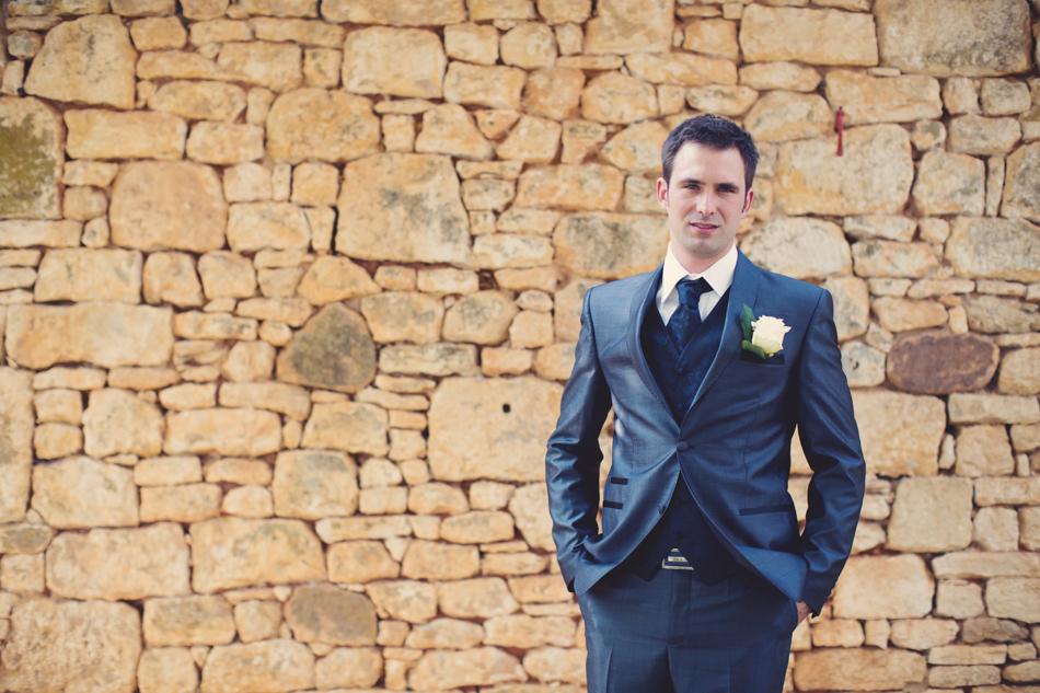 A Rustic Elegant Wedding in a French Manor049
