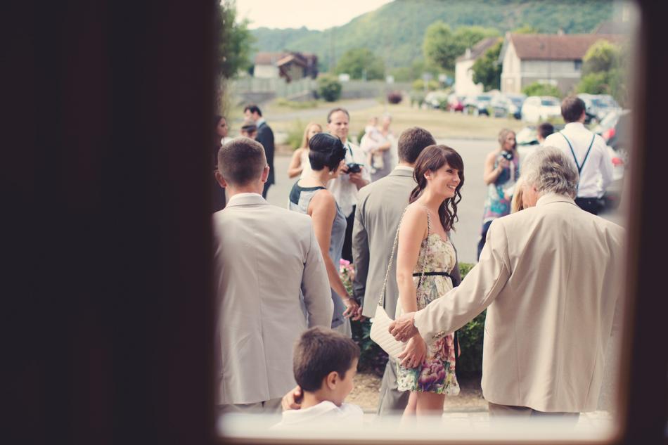 A Rustic Elegant Wedding in a French Manor054