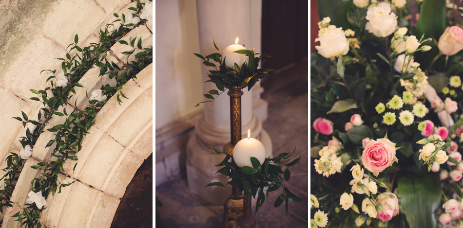 A Rustic Elegant Wedding in a French Manor060