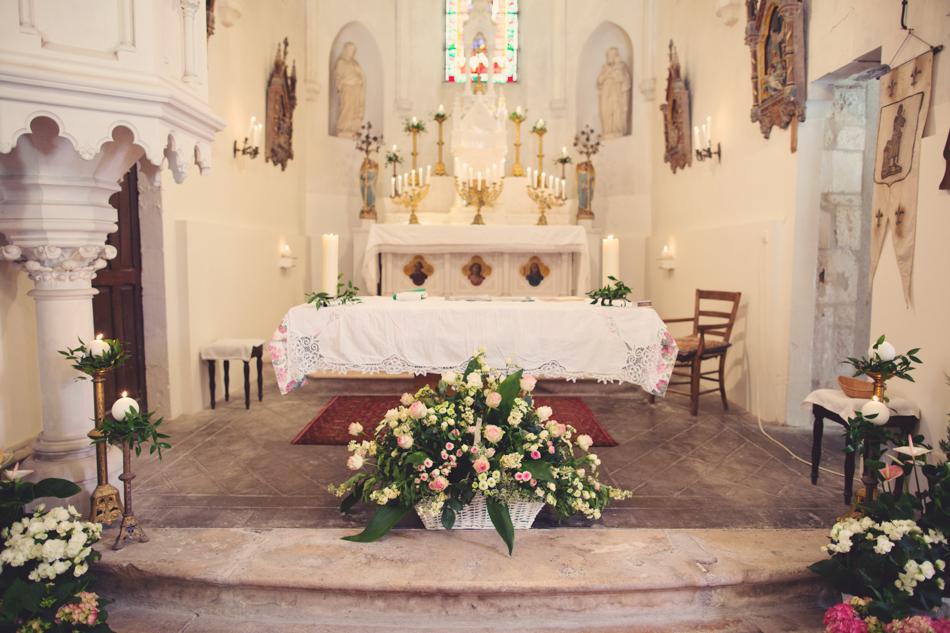 A Rustic Elegant Wedding in a French Manor062
