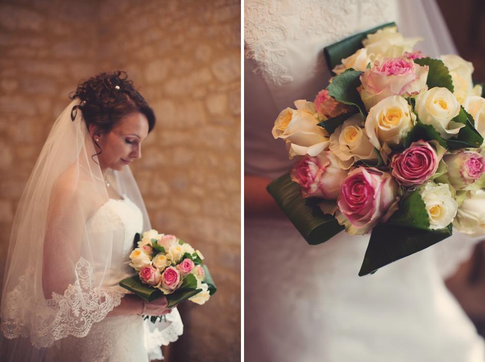 A Rustic Elegant Wedding in a French Manor066