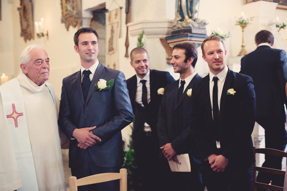 A Rustic Elegant Wedding in a French Manor070