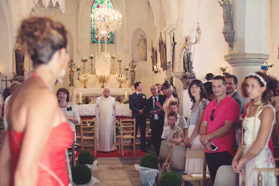 A Rustic Elegant Wedding in a French Manor072