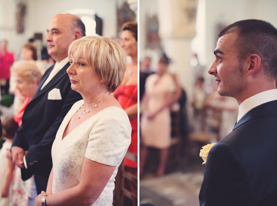 A Rustic Elegant Wedding in a French Manor074