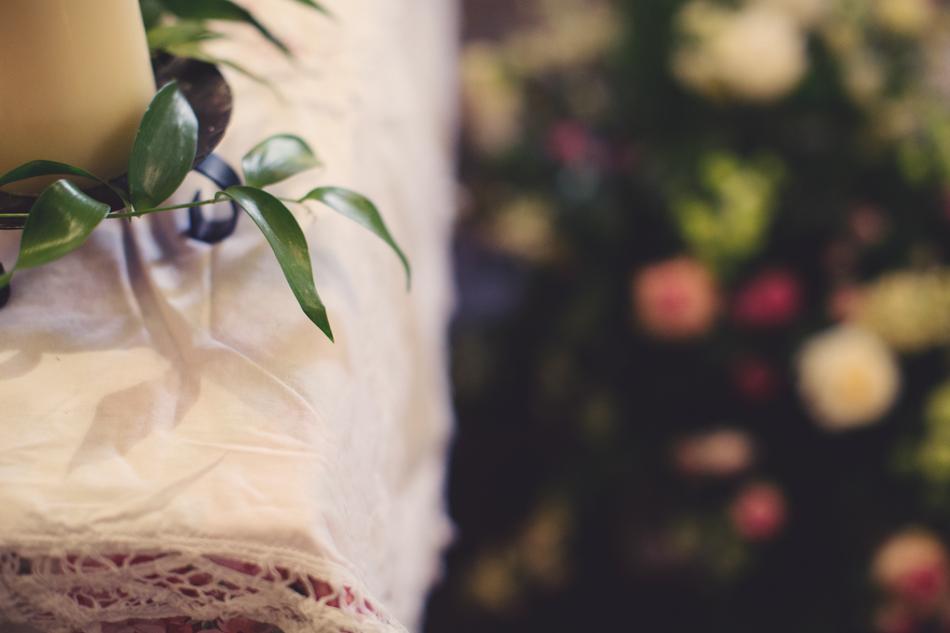 A Rustic Elegant Wedding in a French Manor081