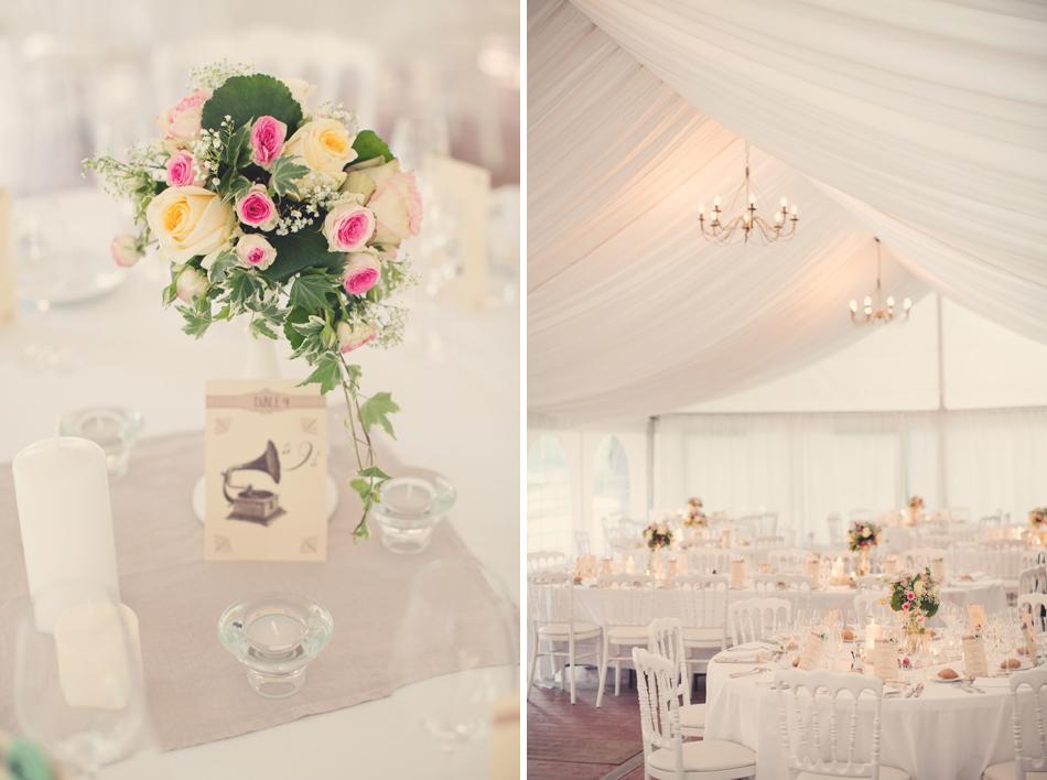 A Rustic Elegant Wedding in a French Manor102