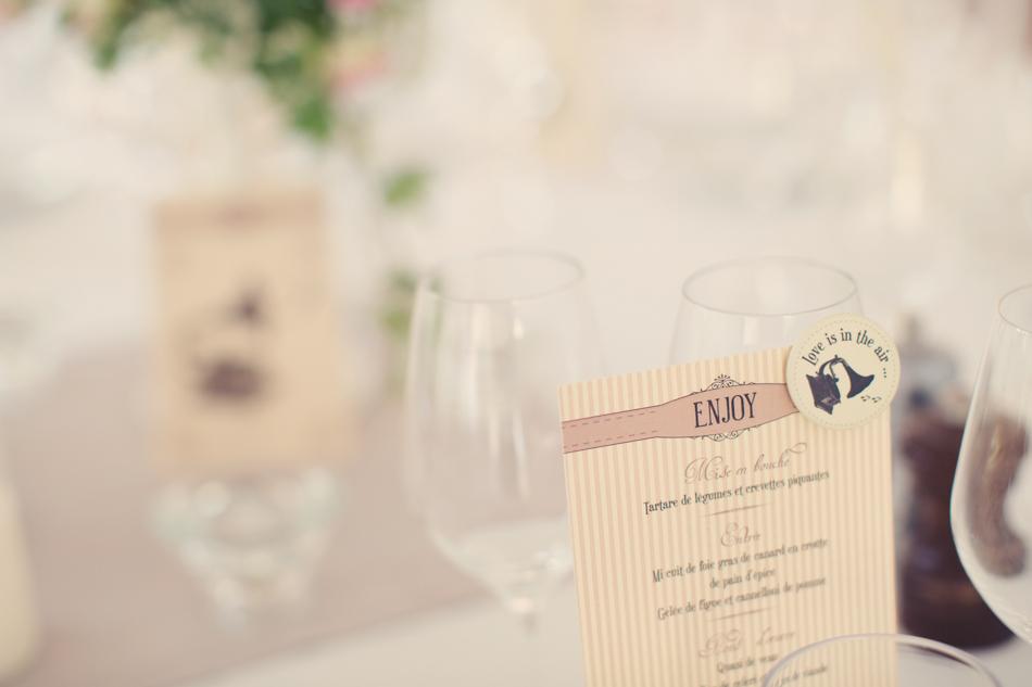 A Rustic Elegant Wedding in a French Manor103