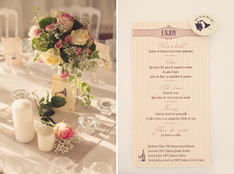 A Rustic Elegant Wedding in a French Manor106