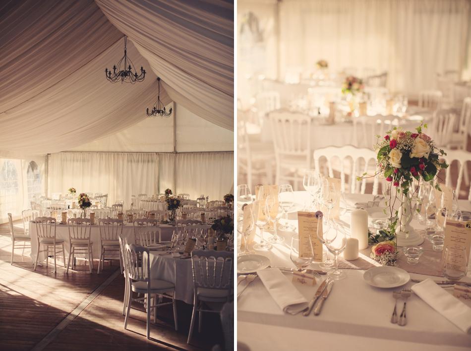 A Rustic Elegant Wedding in a French Manor107