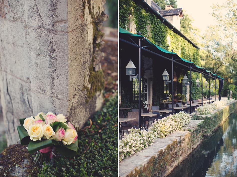 A Rustic Elegant Wedding in a French Manor109