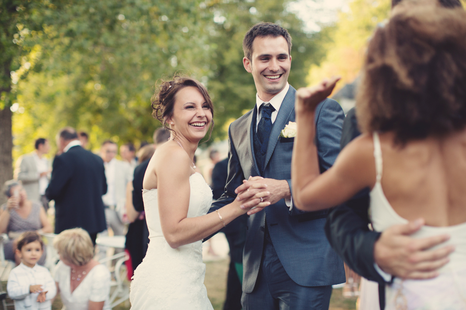 A Rustic Elegant Wedding in a French Manor116