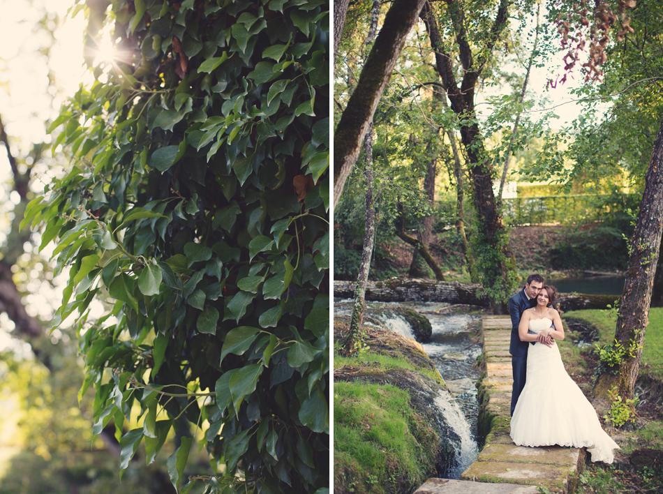 A Rustic Elegant Wedding in a French Manor122