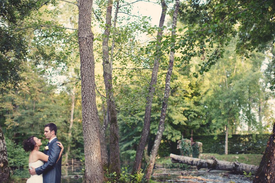 A Rustic Elegant Wedding in a French Manor123